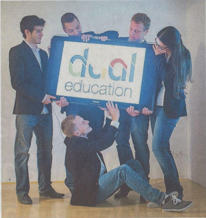 Team der Dual Education GmbH