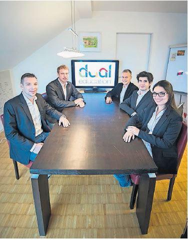 Das Team der Dual Education GmbH