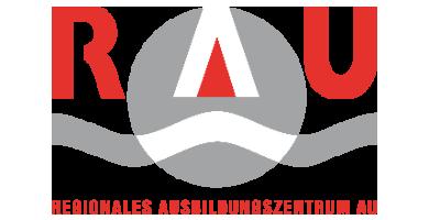 Logo RAU Regionales Ausbildungszentrum AU