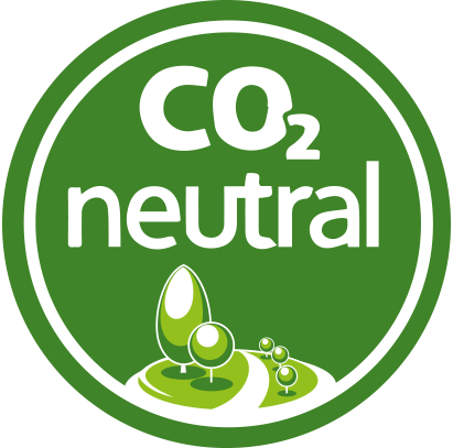 Label CO2 Neutral