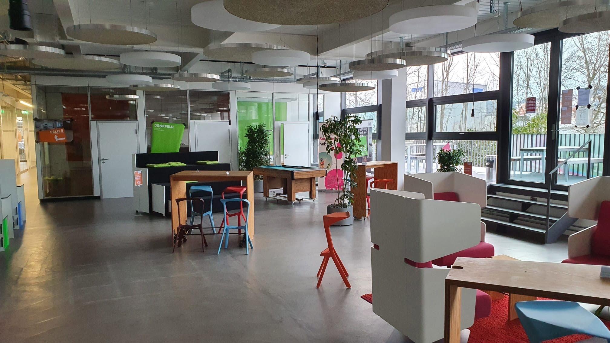 Büro Startfeld